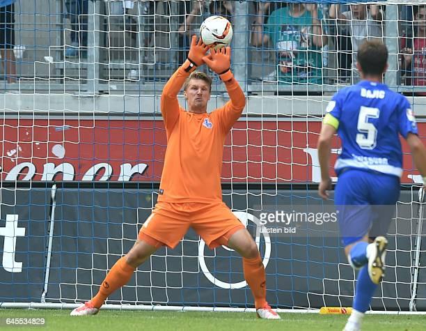 Fussball Saison 2015/2016 2 Bundesliga VorbereitungsspielMSV Duisburg FC Porto 02Torwart Michael Ratajczak in Aktion