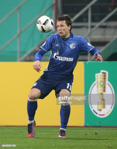Fussball Saison 2016/2017 DFBPokal 2 Runde Yevhen Konoplyanka