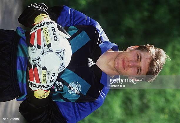 Fussballer D Torwart Nationalmannschaft 1992
