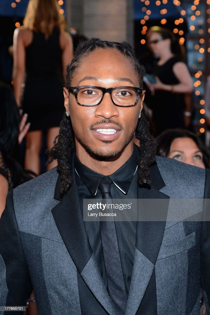 Future attends the 2013 MTV Video Music Awards at the Barclays Center on August 25, 2013 in the Brooklyn borough of New York City.