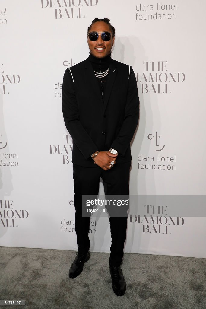 Future attends the 3rd Annual Diamond Ball at Cipriani Wall Street on September 14, 2017 in New York City.