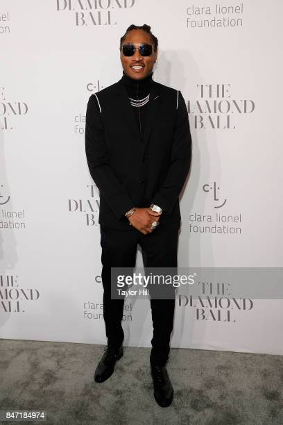 Future attends the 3rd Annual Diamond Ball at Cipriani Wall Street on September 14 2017 in New York City