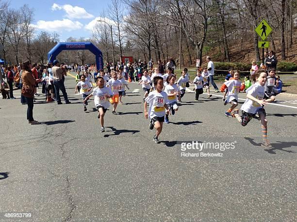 Future Boston Marathon Runners in Training