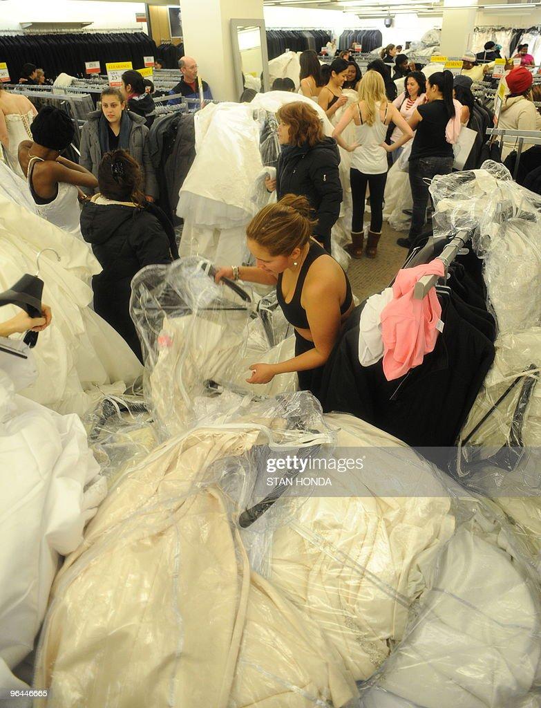 Filenes Wedding Dresses 44