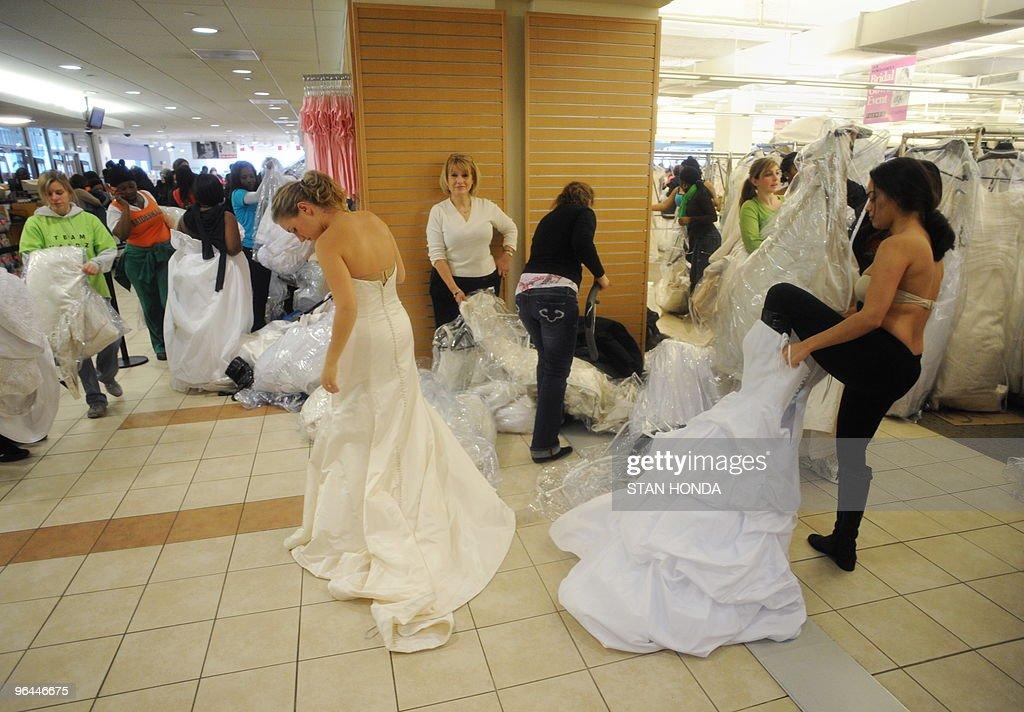 Filenes Wedding Dresses 22