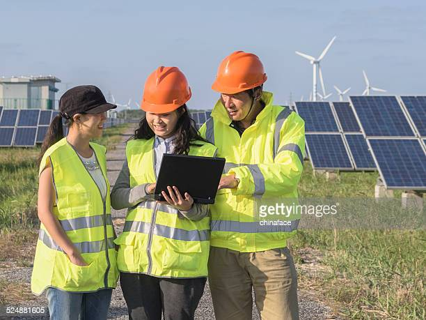 El futuro de la producción, asiáticas Ingenieros eléctricos