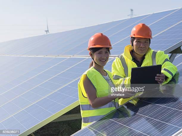 Zukünftige elektronische Produktion, asiatische engineers
