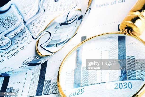 Avenir financier de projection