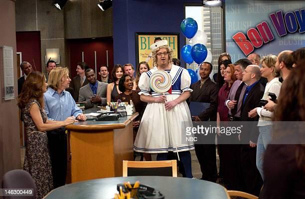 ME 'Future Issues' Episode 24 Pictured Laura San Giacomo as Maya Galo Brian Posehn as Kevin Liotta Enrico Colantoni as Elliot DiMauro Wendie Malick...