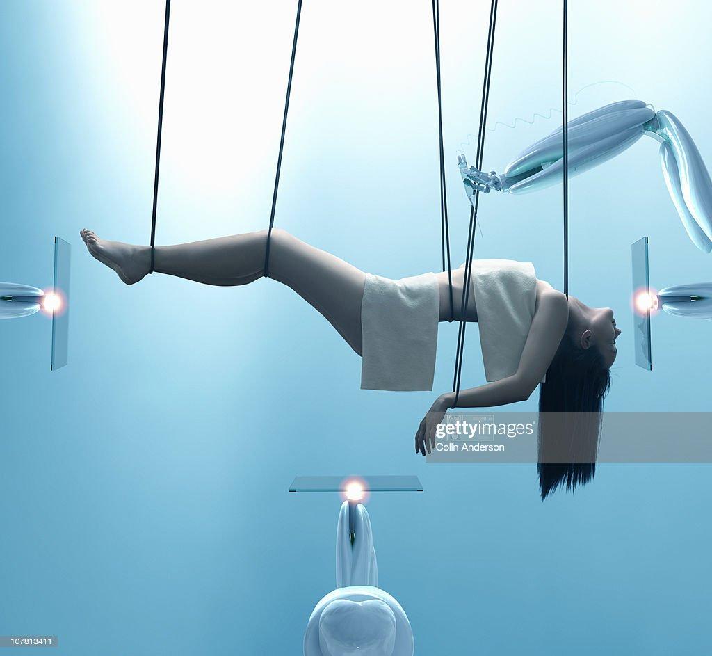 Future medical treatment