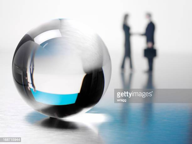 Future of Business in a Crystal Ball