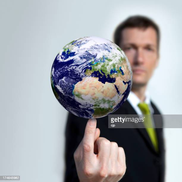 Future of Planet Earth in the Balance