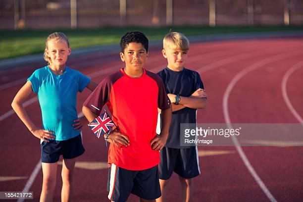 Future Olympians