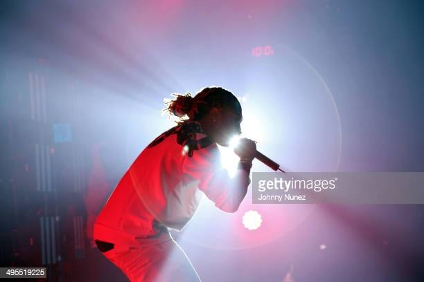 Future performs at Best Buy Theater on June 3 2014 in New York City