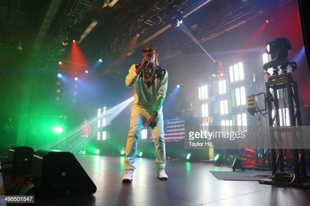 Future performs in concert at Best Buy Theater on June 3 2014 in New York City