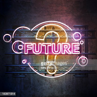 Future : Stock Photo