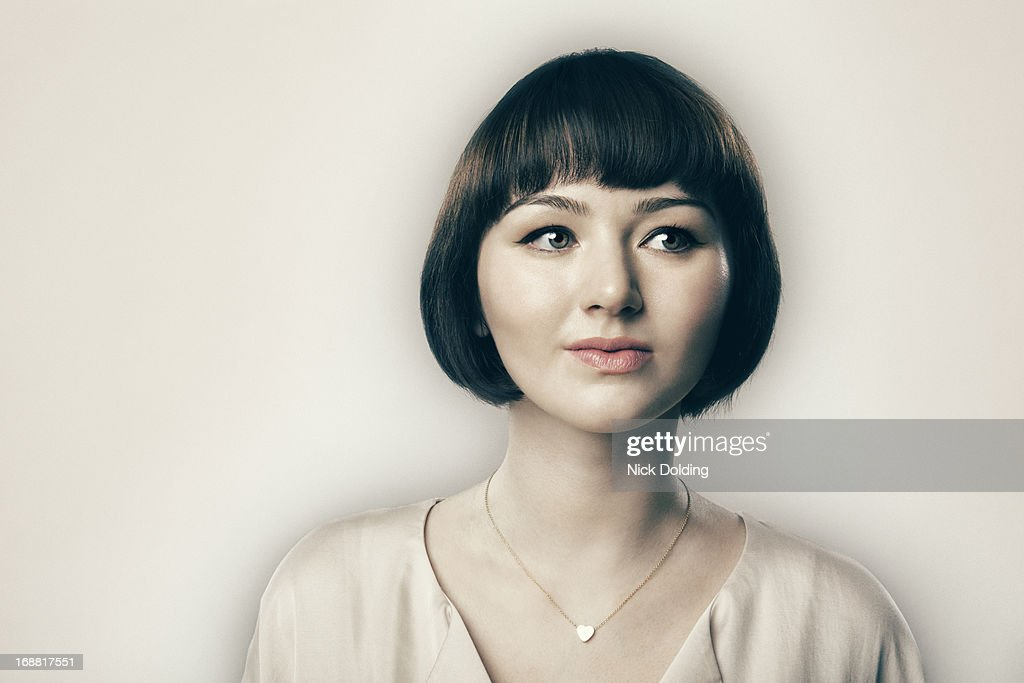 Future Portraits 2, Blioux : Stock Photo