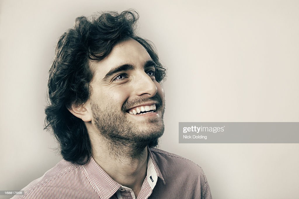 Future Portraits 2, Paulo : Stock Photo