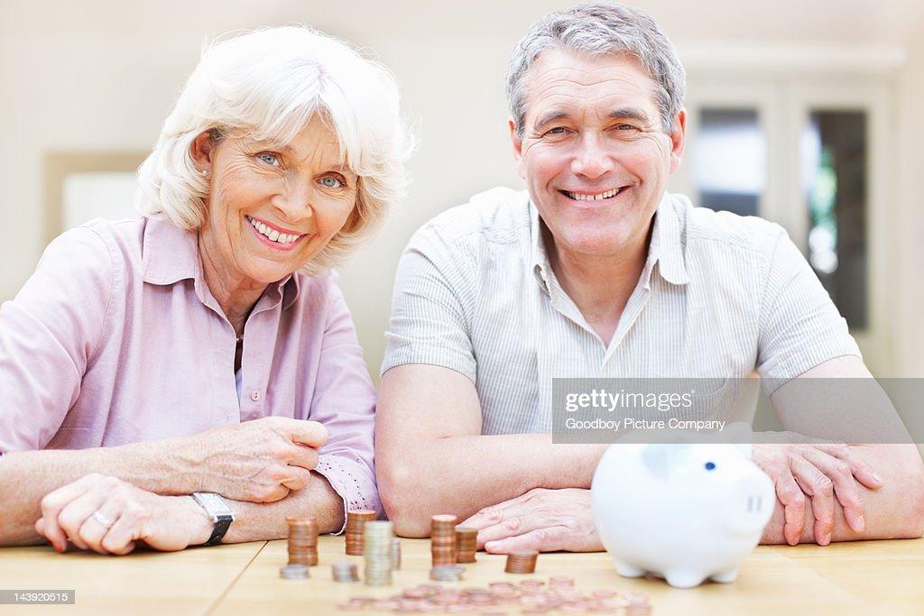 Future savings : Stock Photo
