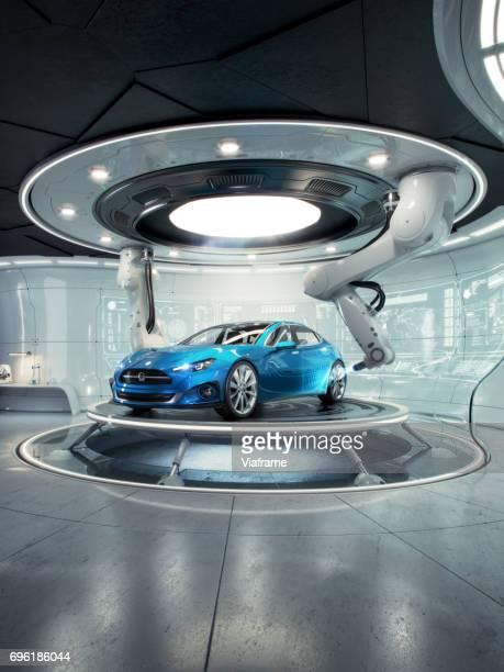 Futurelab generic car
