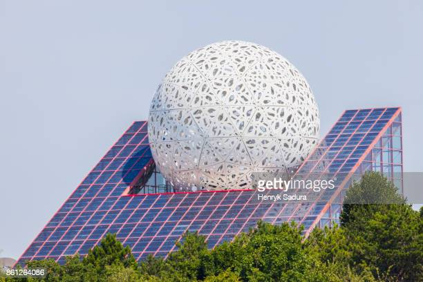 Futuroscope theme park in Poitiers