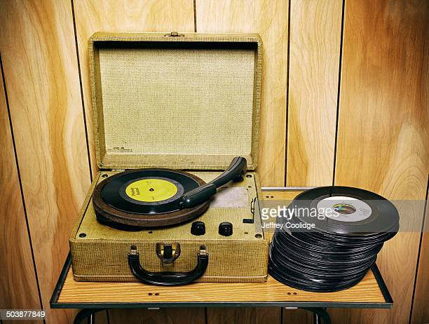 fx Vintage Record Player