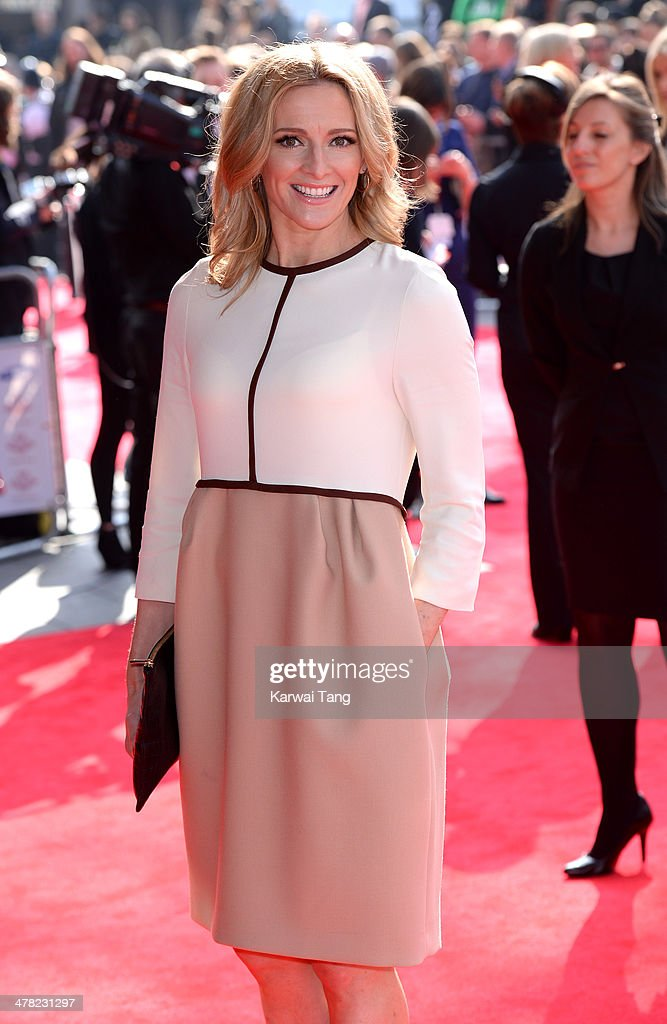 Gabby Logan attends the Prince's Trust & Samsung Celebrate Success awards at Odeon Leicester Square on March 12, 2014 in London, England.