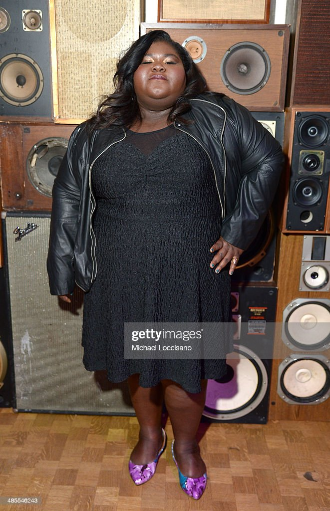 Gabby Sidibe attends the 'Life Partners' Premiere after party during the 2014 Tribeca Film Festival at Liberty Hall on April 18, 2014 in New York City.
