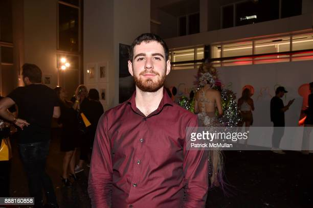 Gabe Osuna attend the Unveiling of White Square by Richard Meier Partners at Citigroup Center on December 7 2017 in Miami Florida