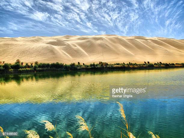 Gaberoun Oasis Lake