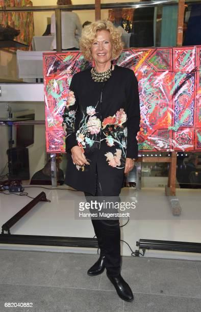 Gabi von Thun during 'Maximilian Seitz EinwicklungenImpressionismusFest im Orient' Exhibition Opening at Susanne Wiebe Fashion Store on May 11 2017...