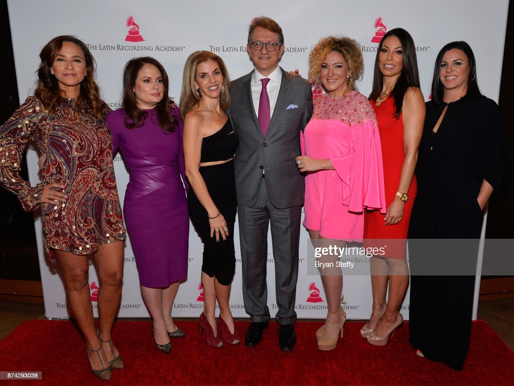 The 18th Annual Latin Grammy Awards - Leading Ladies Lunch