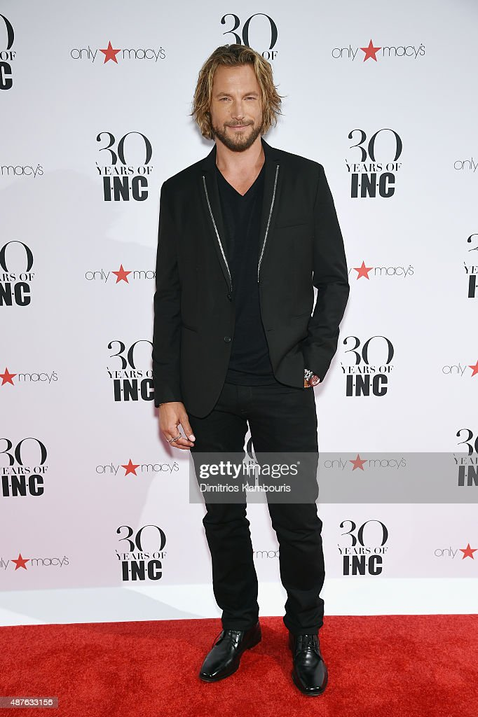 Heidi Klum + Gabriel Aubry Celebrate The Launch Of INC's 30th Anniversary Collection
