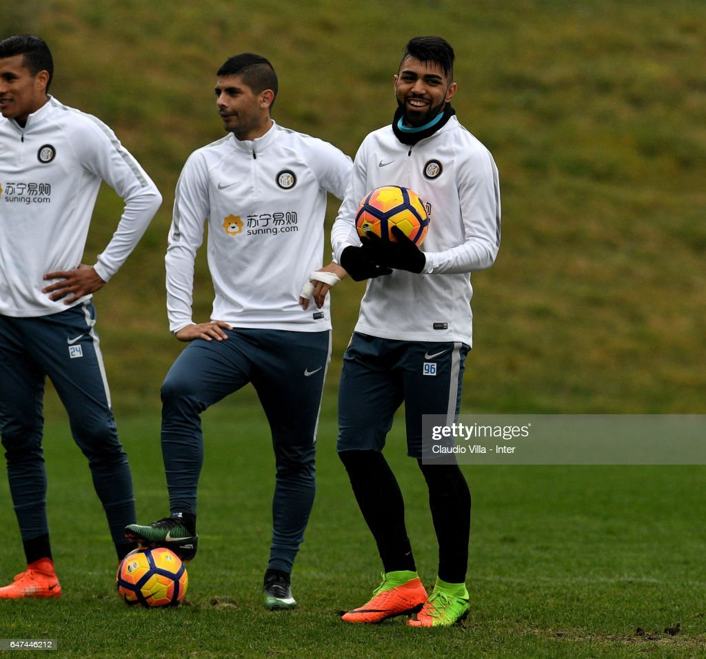 s et images de FC Internazionale Training Session