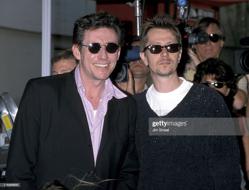 <a gi-track='captionPersonalityLinkClicked' href=/galleries/search?phrase=Gabriel+Byrne&family=editorial&specificpeople=216390 ng-click='$event.stopPropagation()'>Gabriel Byrne</a> and <a gi-track='captionPersonalityLinkClicked' href=/galleries/search?phrase=Gary+Oldman&family=editorial&specificpeople=213839 ng-click='$event.stopPropagation()'>Gary Oldman</a> during 'Quest for Camelot' Premiere at Mann Chinese Theatre in Hollywood, California, United States.