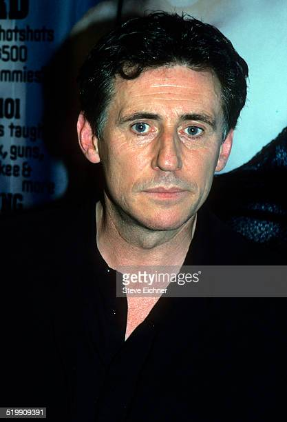 Gabriel Byrne at Details magazine party New York October 13 1999