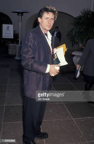 Gabriel Byrne during CBS Winter Press Tour January 6 1995 at Ritz Carlton Hotel in Pasadena California United States