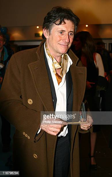 Gabriel Byrne during 'Jindabyne' Dublin Premiere Arrivals at The Savoy in Dublin Ireland