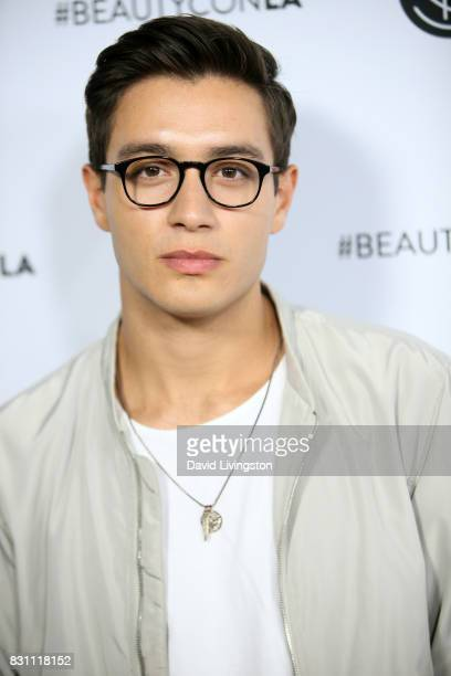 Gabriel Conte attends Day 2 of the 5th Annual Beautycon Festival Los Angeles at the at Los Angeles Convention Center on August 13 2017 in Los Angeles...