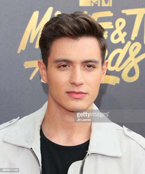 Gabriel Conte attends the 2017 MTV Movie and TV Awards at The Shrine Auditorium on May 7 2017 in Los Angeles California