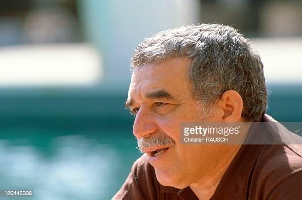 Gabriel GarciaMarquez In December 1982
