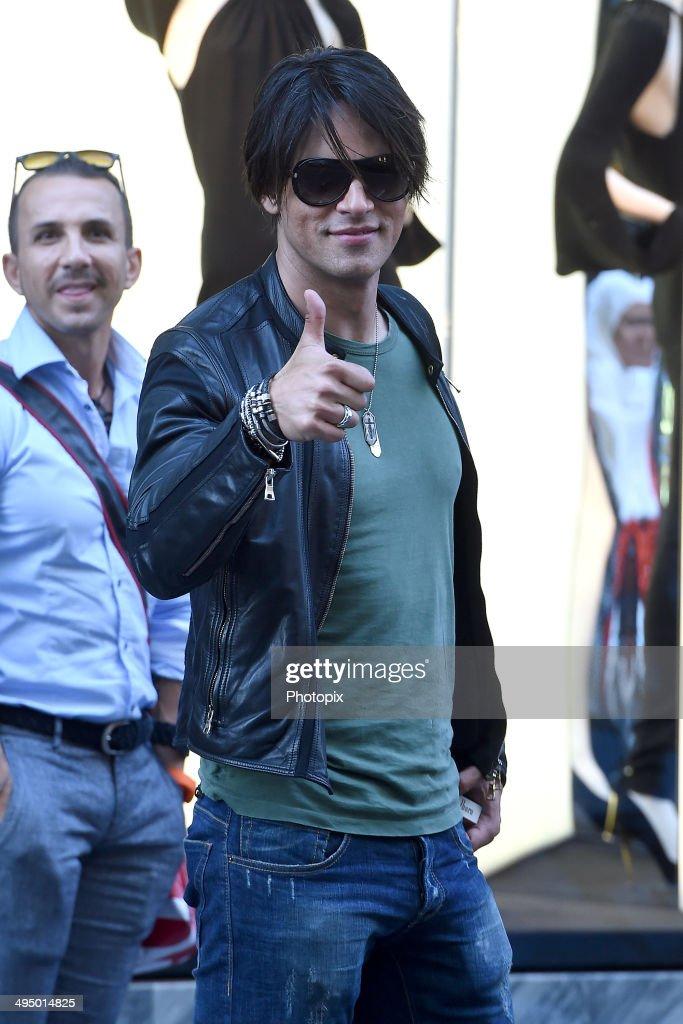 Celebrity Sightings In Milan