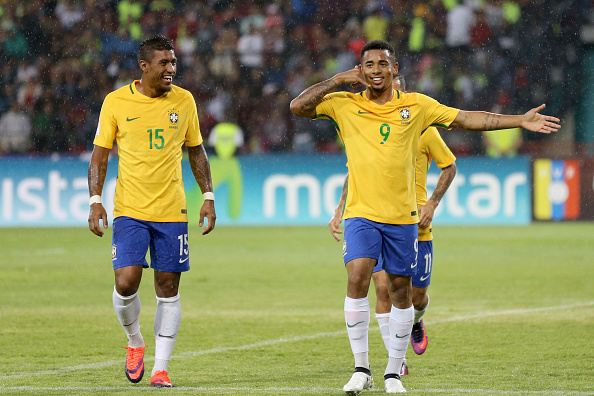 Venezuela v Brazil - FIFA 2018 World Cup Qualifiers : News Photo