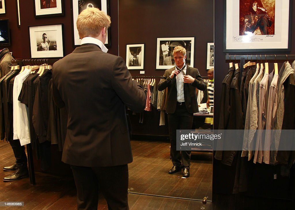 Awards - Player Suit Fitting   Getty Images