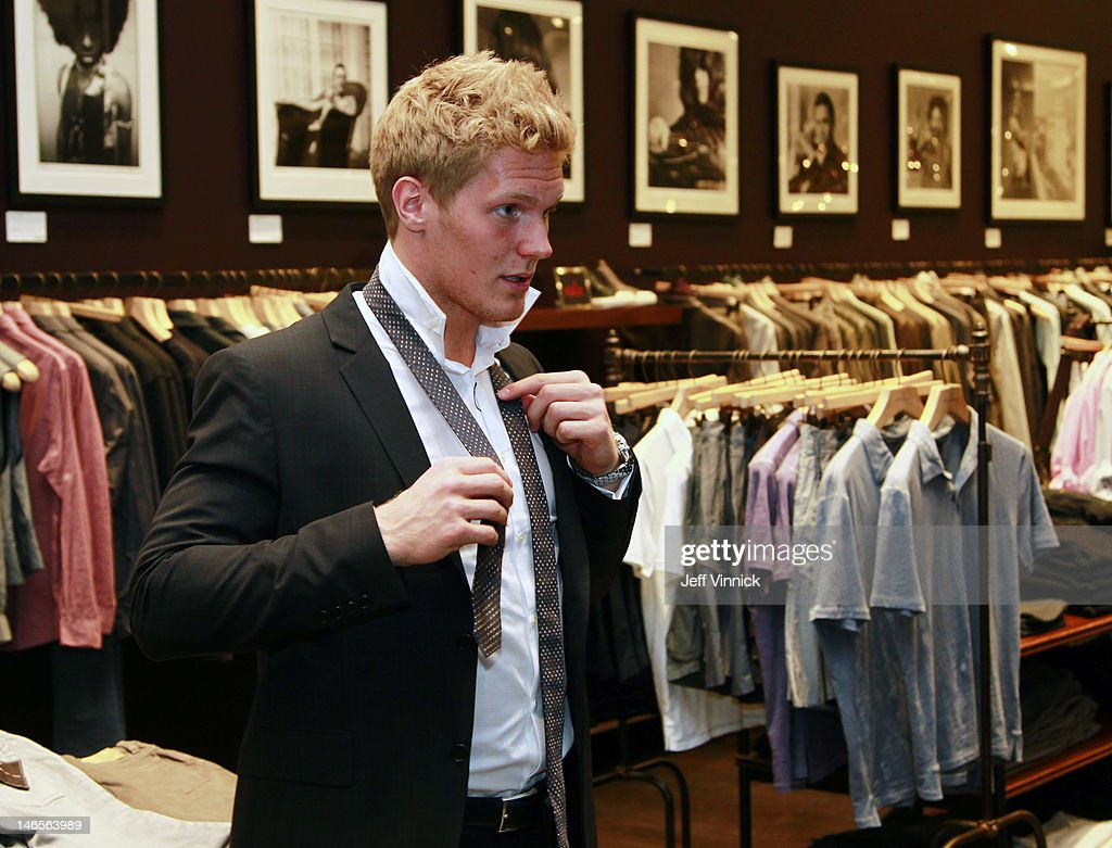 2012 NHL Awards - Player Suit Fitting Photos and Images | Getty Images