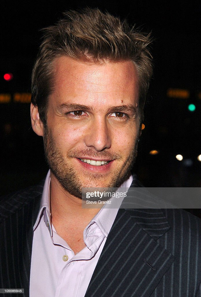 Gabriel Macht during 'A Love Song for Bobby Long' Los Angeles Premiere Arrivals at Mann Bruin Theatre in Westwood California United States