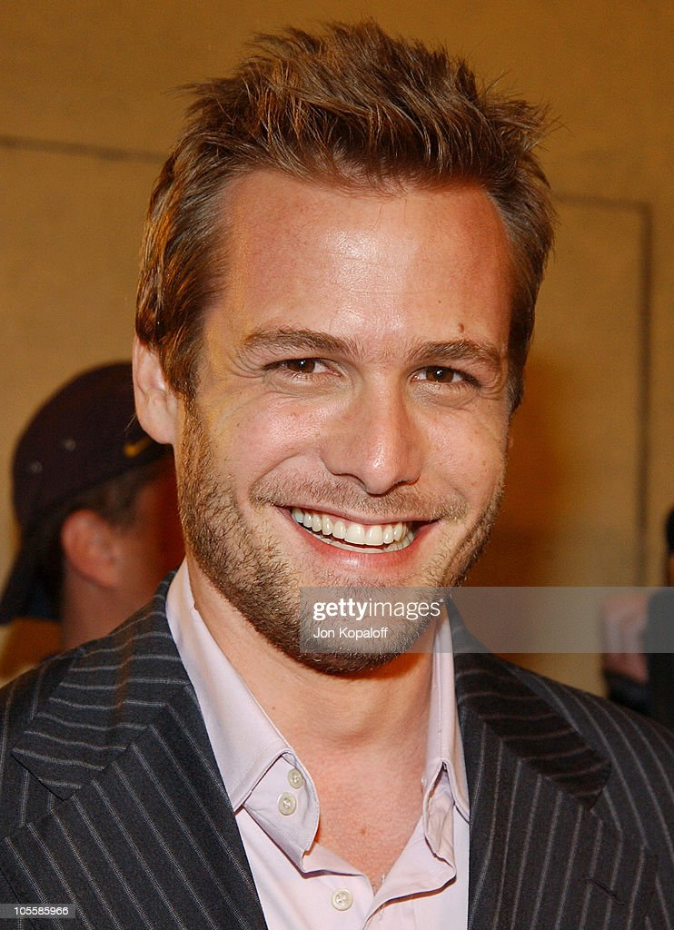 Gabriel Macht during 'A Love Song For Bobby Long' Los Angeles Premiere Arrivals at Mann Bruin in Westwood California United States