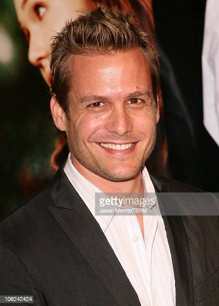 Gabriel Macht during 'Because I Said So' Los Angeles Premiere Arrivals at The Arclight in Hollywood California United States
