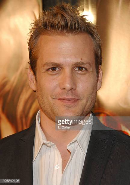 Gabriel Macht during 'Because I Said So' Los Angeles Premiere Red Carpet at Arclight in Los Angeles California United States