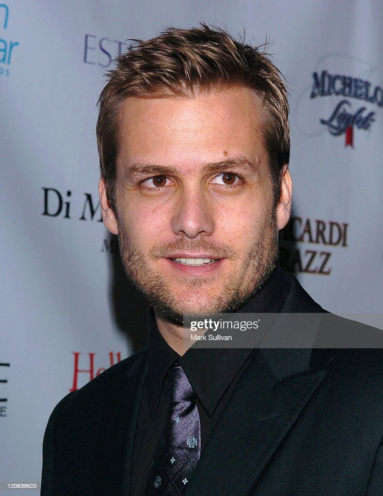 Gabriel Macht during Hollywood Life's 4th Annual Breakthrough of the Year Awards Arrivals at Henry Fonda Theatre in Hollywood California United States